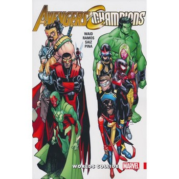 Avengers & Champions : Worlds Collide TP