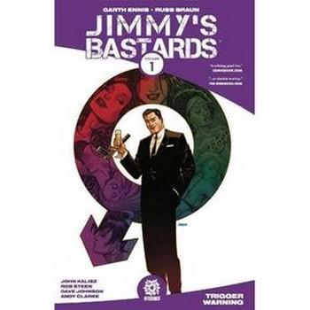 Jimmy's Bastards Vol. 1 : Trigger Warning TP