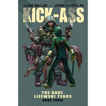 Kick-Ass : Dave Lizewski Years Vol. 3 TP