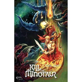 Kill The Minotaur TP