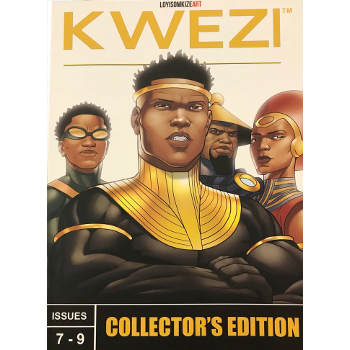 Kwezi Collector's Edition Vol. 03 TP