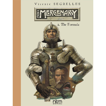 Mercenary Vol. 2 : The Formula (O)HC