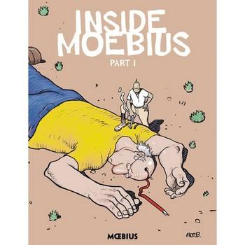 Moebius Library : Inside Moebius Vol. 1 (O)HC