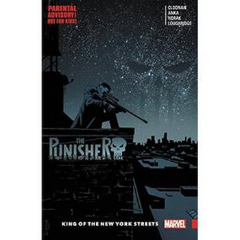 Punisher ( 2016 ) Vol. 3 : King of New York Streets TP