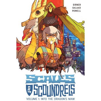 Scales & Scoundrels Vol. 1 : Into The Dragon's Maw TP