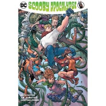 Scooby Apocalypse Vol. 3 TP