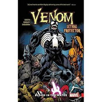 Venom Vol. 3 : Lethal Protector Blood in the Water TP