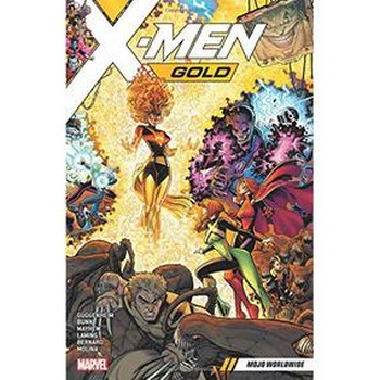 X-Men Gold Vol. 3 : Mojo Worldwide TP