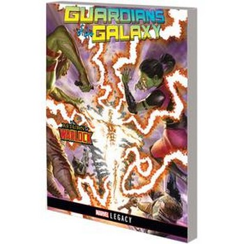 All-New Guardians of the Galaxy Vol. 3 : Infinity Quest TP