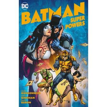 Batman : Super Powers TP