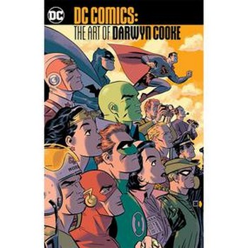 DC Comics : Art of Darwyn Cooke TP