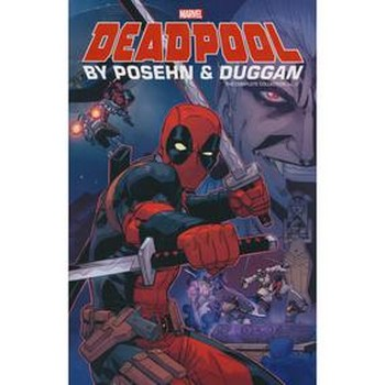Deadpool By Posehn & Duggan Complete Collection Vol. 2 TP