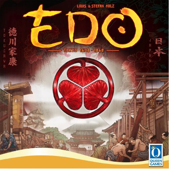 EDO Board Game