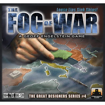 Fog of War Board Game