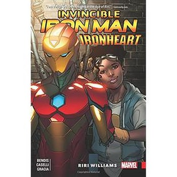 Invincible Iron Man Ironheart Vol. 1 : Riri Williams TP