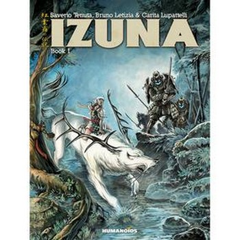 Izuna Book 1 (O)HC