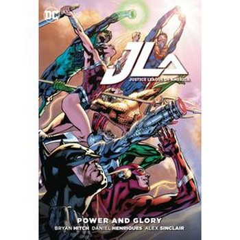 Justice League America : Power and Glory TP
