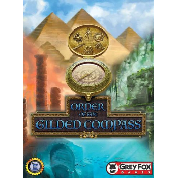 Order of the Gilded Compass Board Game