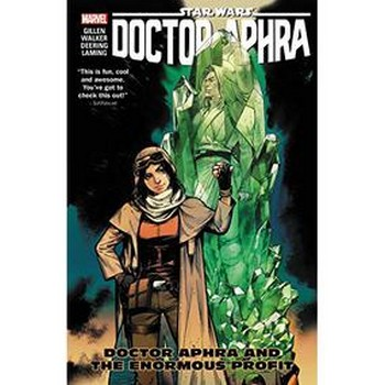 Star Wars Doctor Aphra Vol. 2 : Dr Aphra and Enormous Profit TP