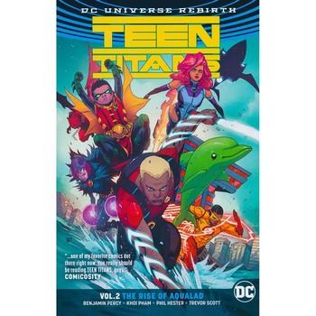 Teen Titans Vol. 2 : Rise of Aqualad TP (Rebirth)