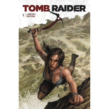 Tomb Raider Library Edition Vol. 1 (O)HC
