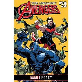 Uncanny Avengers Unity Vol. 5 : Stars and Garters TP