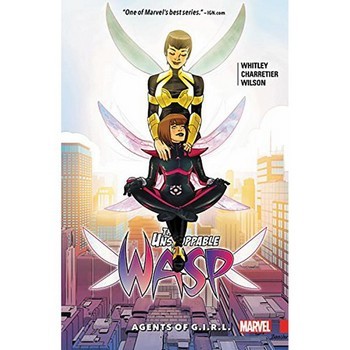 Unstoppable Wasp Vol. 2 : Agents of GIRL TP