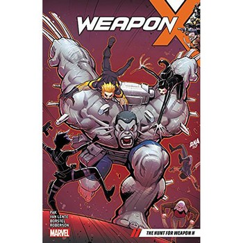 Weapon X Vol. 2 : Hunt For Weapon H TP