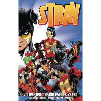 Actionverse - Stray Vol. 1 : Rottweiler Years TP