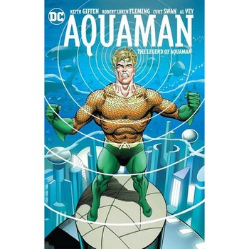 Aquaman : Legend of Aquaman TP