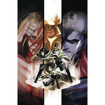 Attack on Titan Vol. 24 SC
