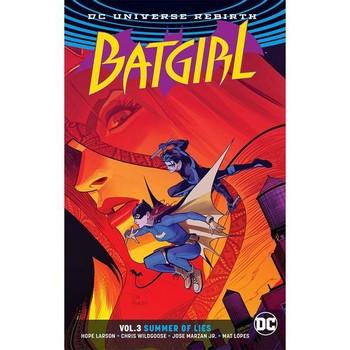 Batgirl Vol. 3 : Summer of Lies TP (Rebirth)