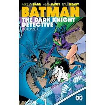 Batman Dark Knight Detective Vol. 1 TP
