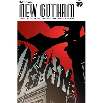 Batman New Gotham Vol. 2 TP