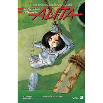Battle Angel Alita : Deluxe Edition Vol. 3 HC