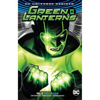 Green Lanterns Vol. 5 : Out of Time TP (Rebirth)