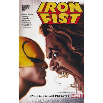 Iron Fist Vol. 2 : Sabretooth - Round Two TP