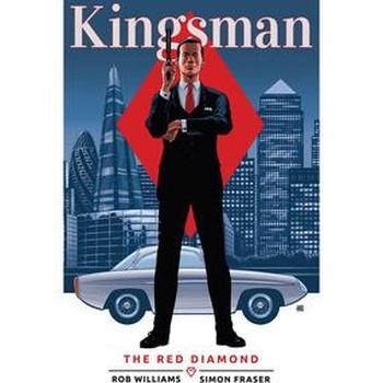 Kingsman Vol. 2 : The Red Diamond TP