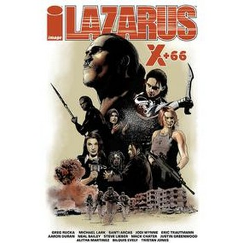Lazarus : X + 66 TP
