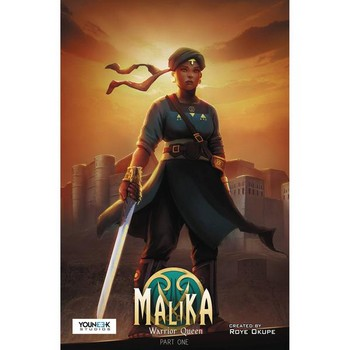 Malika Warrior Queen Vol. 1 TP
