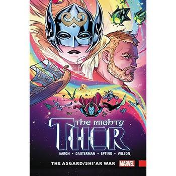 Mighty Thor Vol. 3 : The Asgard Shi'ar War TP