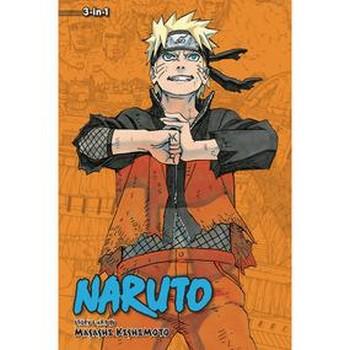 Naruto 3-in-1 Edition Vol. 22 SC
