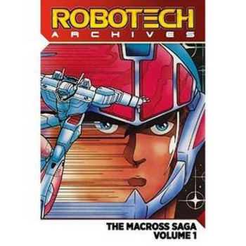 Robotech Archives Vol. 1 : Macross Saga Bk 1 SC