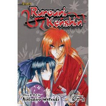 Rurouni Kenshin 3-in-1 Edition Vol. 6 SC