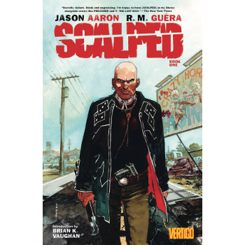 Scalped Book 1 TP