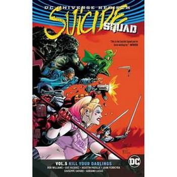 Suicide Squad Vol. 5 : Kill Your Darlings TP (Rebirth)