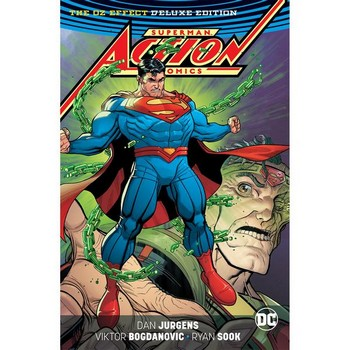 Superman : Action Comics - Oz Effect (O)HC