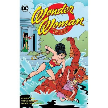 Wonder Woman : Forgotten Legends TP