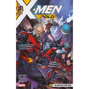 X-Men Gold Vol. 4 : Negative Zone War TP