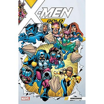 X-Men Gold : Homecoming TP